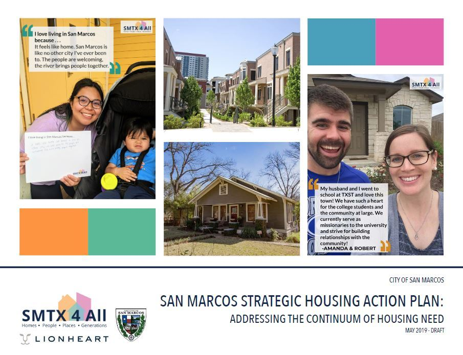 Draft Strategic Housing Action Plan