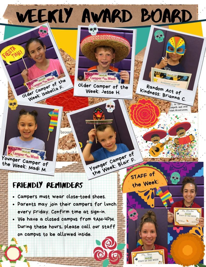 Summer Fun Week One Blog- Page 2