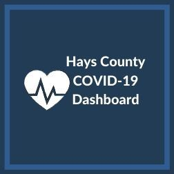 Hays County COVID-19 Dashboard